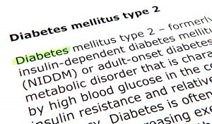 Prevent Diabetes mellitus type 2 in Seniors