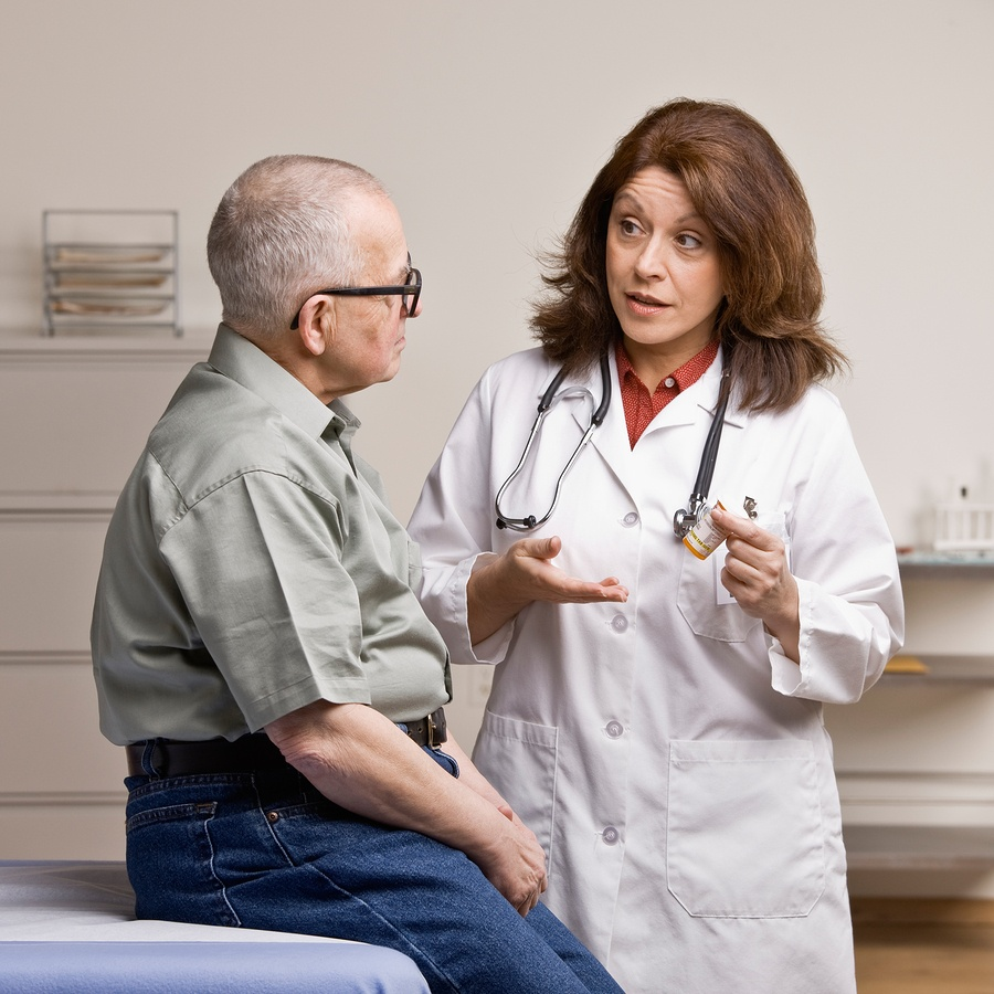 Doctor dating former patient