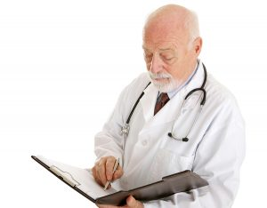 Doctor - Taking Notes